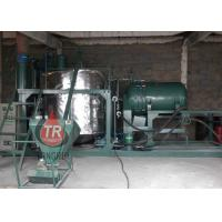 China Corrosion Resistant Oil Purification Machine , Safe Waste Oil Recycling Equipment on sale