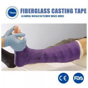 Best Orthopedic consumables bone fracture molding Orthopedic fracture bandage fiberglass soft casting tape wholesale