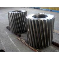 Best ASTM A668 Grade G Class G Forged forging steel Bulkhead  Tainter Gate Machinery Pinion Gears wholesale