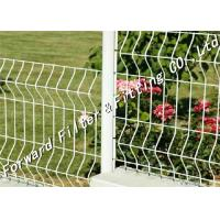 Best Safety Welded Pvc Coated Fence Separation Wire Netting Fence wholesale