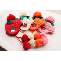 Factory Suppy Cute Winter Beanie Warm Cap For Baby