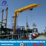 Best China Taian City Electric Hoist Jib Crane Lifting Equipment for Sale wholesale