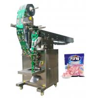 Best 15-40 bottles/min Automatic Bag Packing Machine Peristaltic Pump Type wholesale