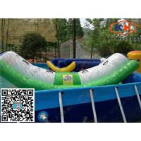 Best 0.9mm Pvc Amusement Inflatable Sports Game with fireproof wholesale