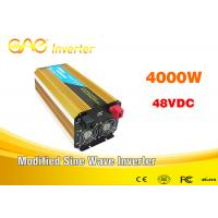 Best Single Phase Car Power Inverter 4000 Watt Power Inverter For House wholesale