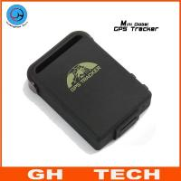 China Real Time Vehicle GPS Tracker TK102C Comes With Hard Wired Car Battery Charger For person and vehicle on sale