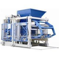 Best 120KN Exciting Force Sand Brick Making Machine, Full Automatic Block Maker Machine wholesale