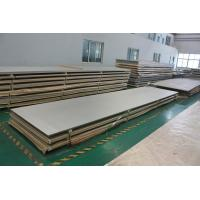 China 2mm / 3mm 316L Stainless Steel Sheets Kitchen 316 Stainless Steel Sheet on sale