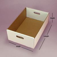 Cake Box Baked Food Cookies Packaging Tray Box