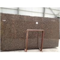 Best Baltic Brown Granite Stone Slabs , Brown Black Granite Countertops wholesale
