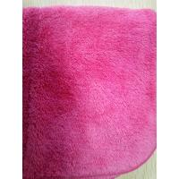 Best No chemical Microfiber Cleaning Cloth red coral fleece 30*40  terry towel wholesale