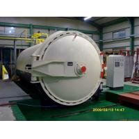 Best Glass laminating autoclave with automatic PLC control system and high quality wholesale