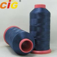 Best Stretchable Garments Accessories Dyed 100% Nylon Thread For Sewing Leather wholesale