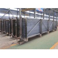 Best ASME Boiler Gas Cooler Heat Exchanger For Power Plant Carbon / Stainless Steel wholesale