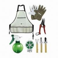 Best Garden Tool Set with Apron wholesale