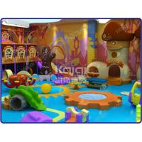 Best Amusement Park Indoor Playground Equipment For Family Entertainment Center wholesale