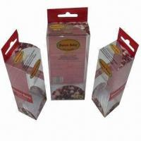 Best Gift Boxes, Made of PVC, PET and PP wholesale
