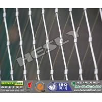 Best Stainless Steel Wire Rope Mesh Fence, Wire Cable Mesh wholesale