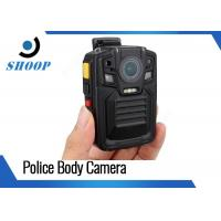 Buy cheap Battery Operated Police Body Worn Surveillance Cameras High Definition product