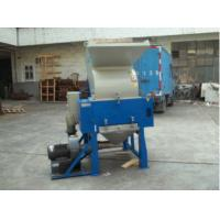 China 75HP 56KW PE PP PVC PET Waste Plastic Crusher Machine prices / Industrial Plastic Crusher on sale