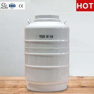 Best Tianchi Liquid nitrogen biological container 30L210mm Liquid nitrogen tank YDS-30-210 Cryogenic vessel 30L wholesale