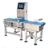 Best High Speed Conveyor Weight Checker AC 220V In Line Controller Checkweigher wholesale