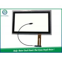 Best 2 Layers G + G Structure Touch Screen Panel With 18.5'' Capacitive Touch Sensor wholesale