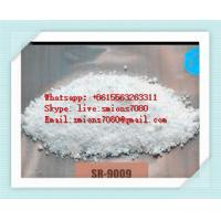 Best Fat Burning Pharmaceutical Raw Materials SARMS Powder SR9009 CAS 1379686-30-2 wholesale