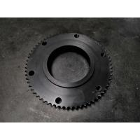 Aluminum 5052 High Precision Gears CNC Machine Hobbing Bevel Gear HRC30 60
