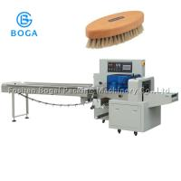 Best Automatic High Speed Flow Wrapper Shoe Shine Brush Sealing CE Certification wholesale