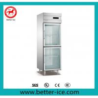 Best Stainless Steel Commercial Kitchen Refrigerator Freezer for Food Storage (BI-0.8L2) wholesale