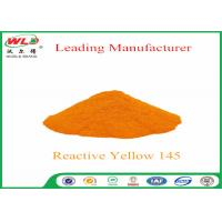 Best ISO Fiber Reactive  Dye Reactive Golden Yellow Pe C.I. Yellow 145 wholesale
