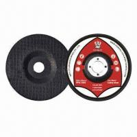 China Cutting/Grinding Wheels for Metal with 80m/s Speed and 100 to 230m Diameter on sale