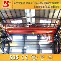 Best EOT travelling Rail mounted overhead crane price 5 ton wholesale