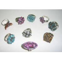 China Fashion Jewelry Rings on sale