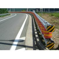 Best Yellow Red Color Traffic Safety Roller Barrier Road Spinning Barrel D350XL500mm wholesale