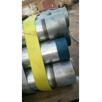 China riser seamless carbon pipes with hot galvanizing on sale