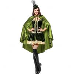 Best Halloween  Costume Adult Cosplay ,SEXY adult costume., Motorcycle suit Wild Cat Girl  halloween costumes wholesale