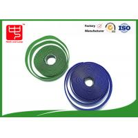 Best Custom sew on male and female Hook and Loop Tape 25 m per roll wholesale