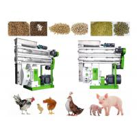 Best Catlle / Goat Pellet Making Machine , Ring Die Animal Feed Granulator wholesale