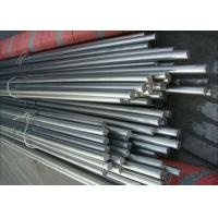 China S45C ASTM A36 Steel Round Bar Steel Round Rod 850HV Hardness 6m - 12m Length on sale