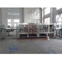 Best Custom Made Automatic Water Bottle Filling System / Drinking Water Filling Machine wholesale