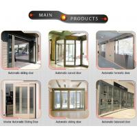 Best Adjustable Hold - Open Time Automatic Sliding Door With 75 W Power Supply wholesale
