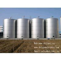 Cheap 1000L / H UHT Milk Processing Machinery With Tube UHT Sterilizer for sale
