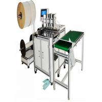 China PLC Controlled  Double Loop Wire Binding Machine bind book width 70-520mm on sale