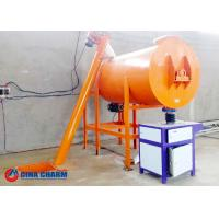 Best Spiral Ribbon Dry Mortar Mixer Machine 5.5kw Power 5 - 8minutes Mixing Time wholesale