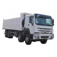 China 6x4 10 Wheels Shackman Heavy Duty Dump Truck For Mine Manual Transmission on sale