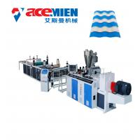 Best Roof Panel Corrugated Roof Sheet Making Machine 20mX3mX3m Automatic Processing wholesale