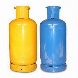 Best 48L Liquefied Petroleum Steel Gas Cylinder, Measures 350 x 740mm wholesale