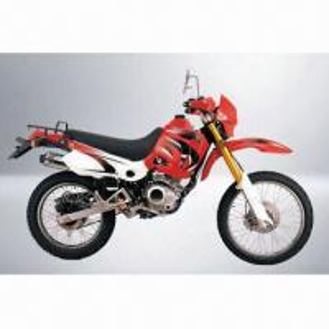 China 150cc Dirt Bike with Manual Clutch, 95km/h Maximum Speed and 2.4L/100km Minimum Consumption on sale
